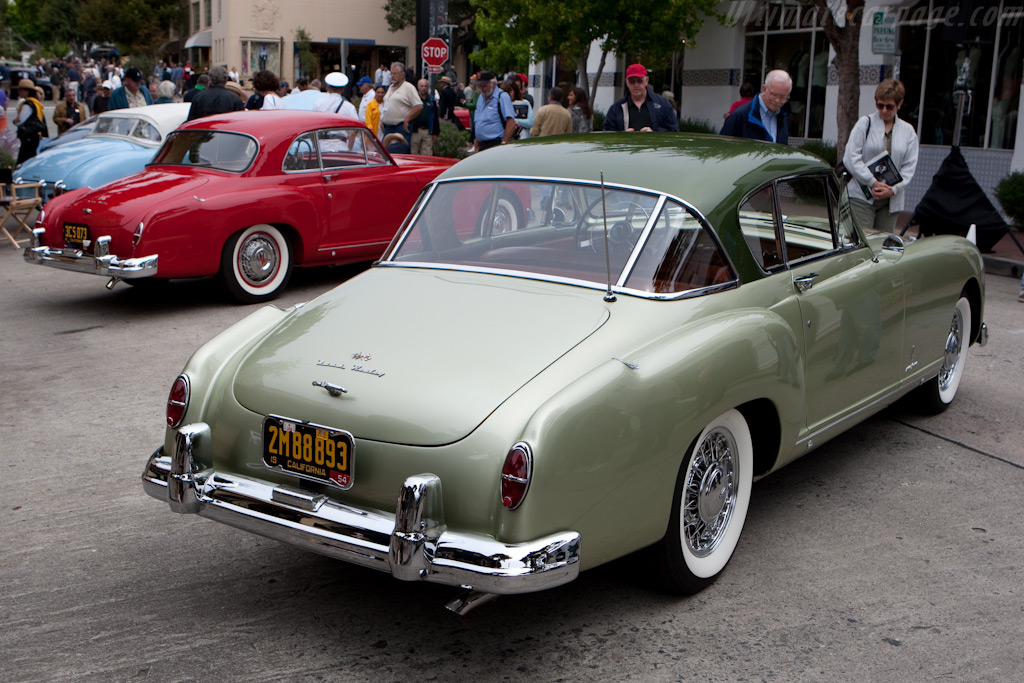 Nash Healey Coupe    - 2009 Concours on the Avenue