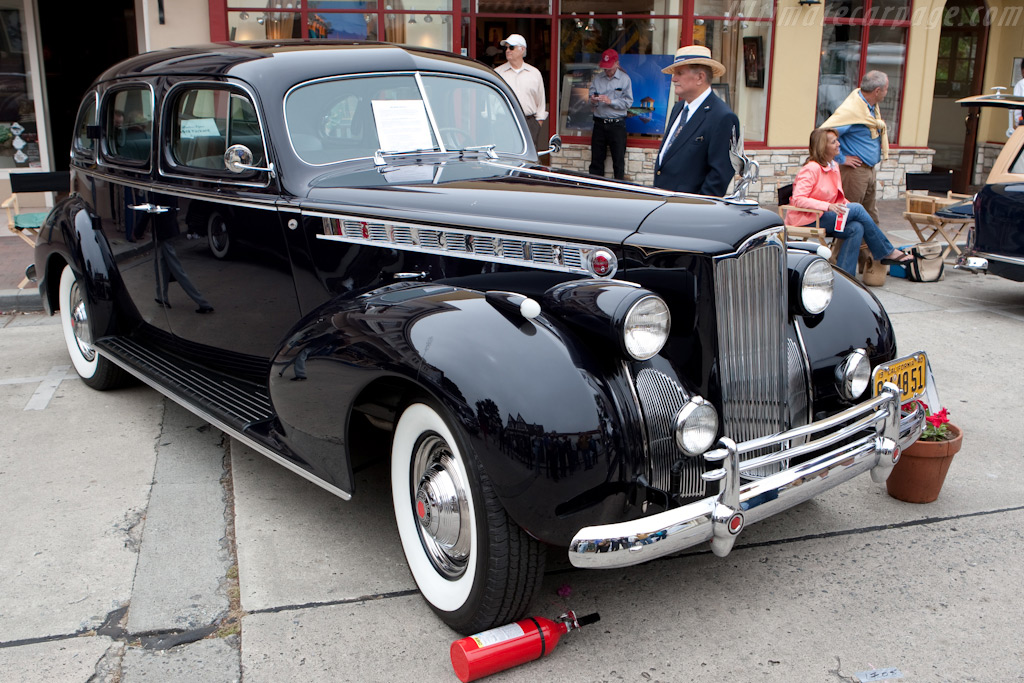 Packard 160 Touring Sedan    - 2009 Concours on the Avenue