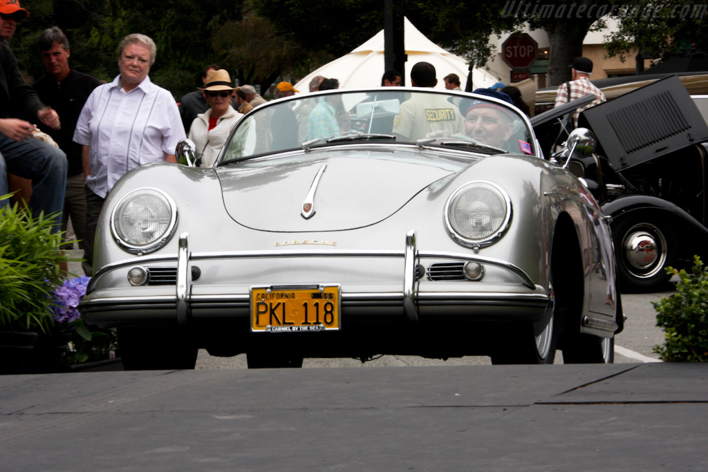 Porsche 356A Speedster    - 2009 Concours on the Avenue