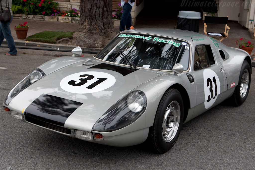 Porsche 904 GTS - Chassis: 904-006   - 2009 Concours on the Avenue