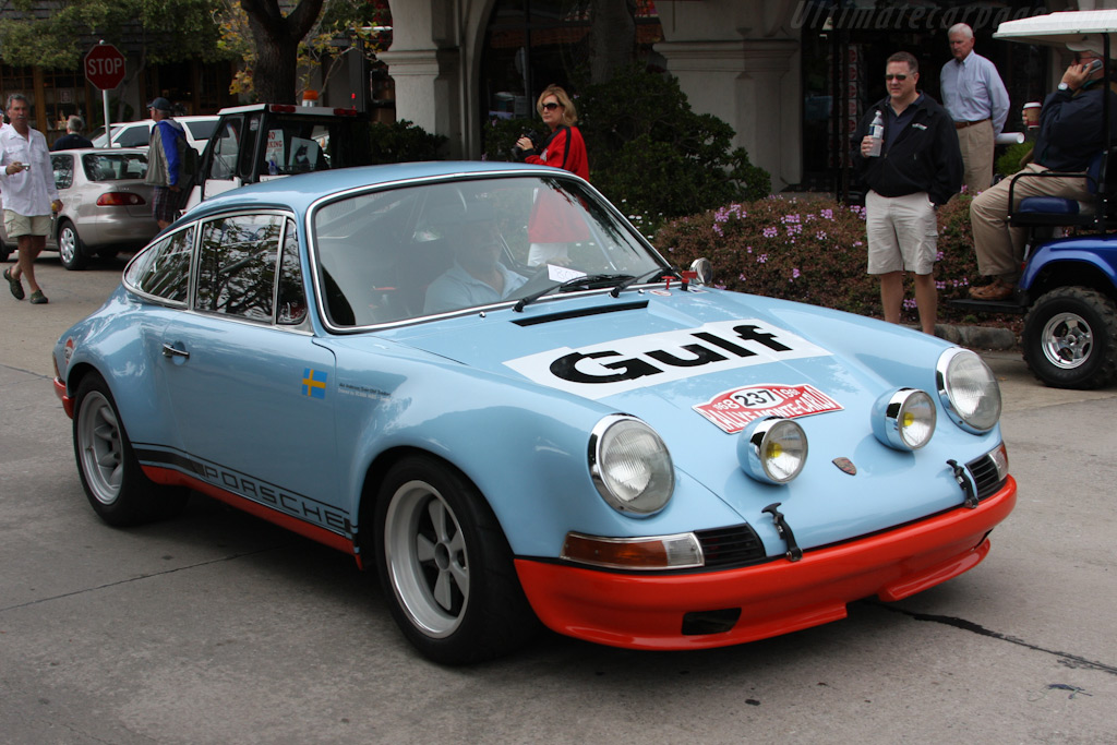 Porsche 911T/R    - 2009 Concours on the Avenue