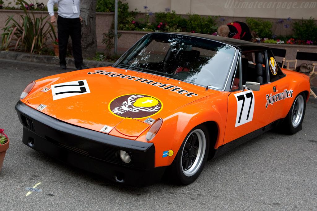 Porsche 914/6 GT    - 2009 Concours on the Avenue