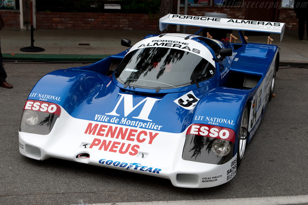 Porsche 962C - Chassis: 962-110 T2   - 2009 Concours on the Avenue