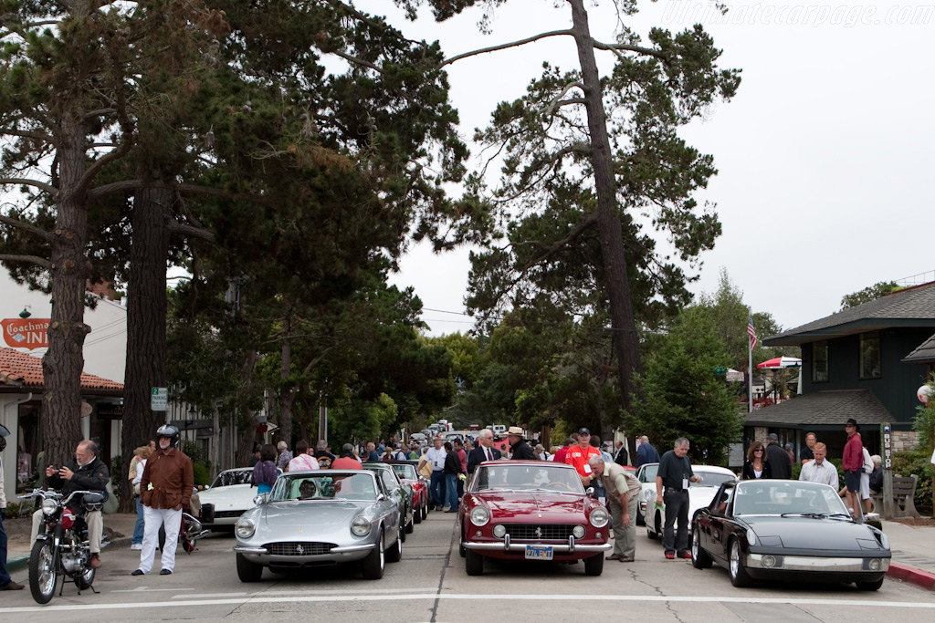 Welcome to Carmel    - 2009 Concours on the Avenue