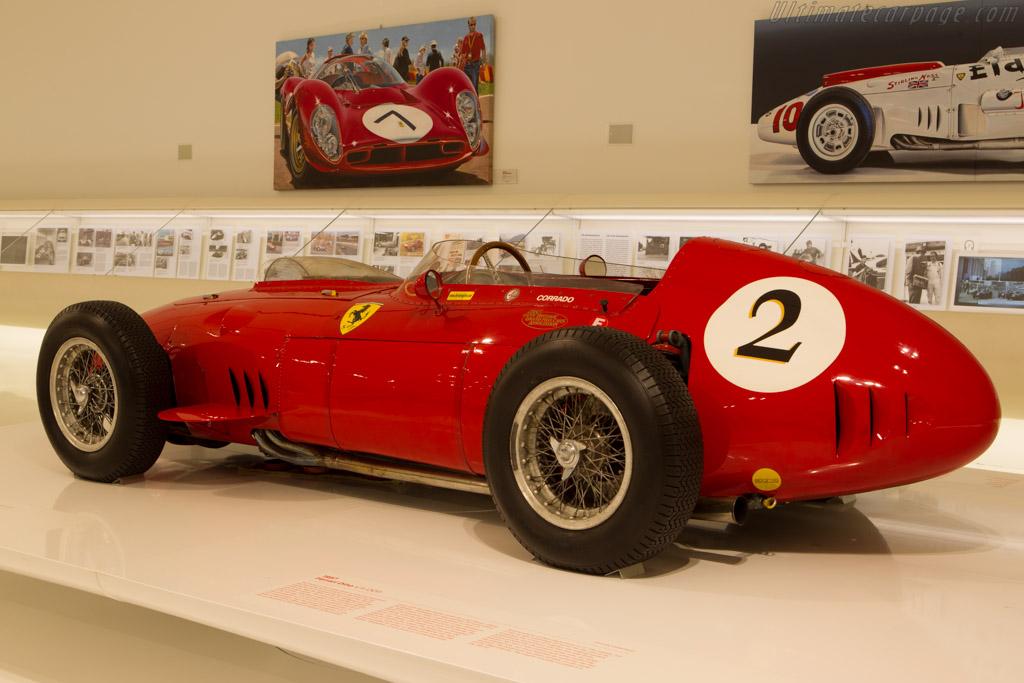 Ferrari 156 Dino F2    - Museo Casa Enzo Ferrari