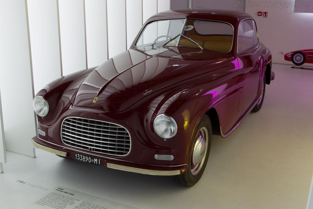 Ferrari 166 Inter Touring Coupe    - Museo Casa Enzo Ferrari