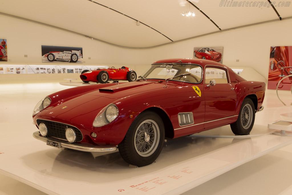 Ferrari 250 GT TdF - Chassis: 0793GT   - Museo Casa Enzo Ferrari
