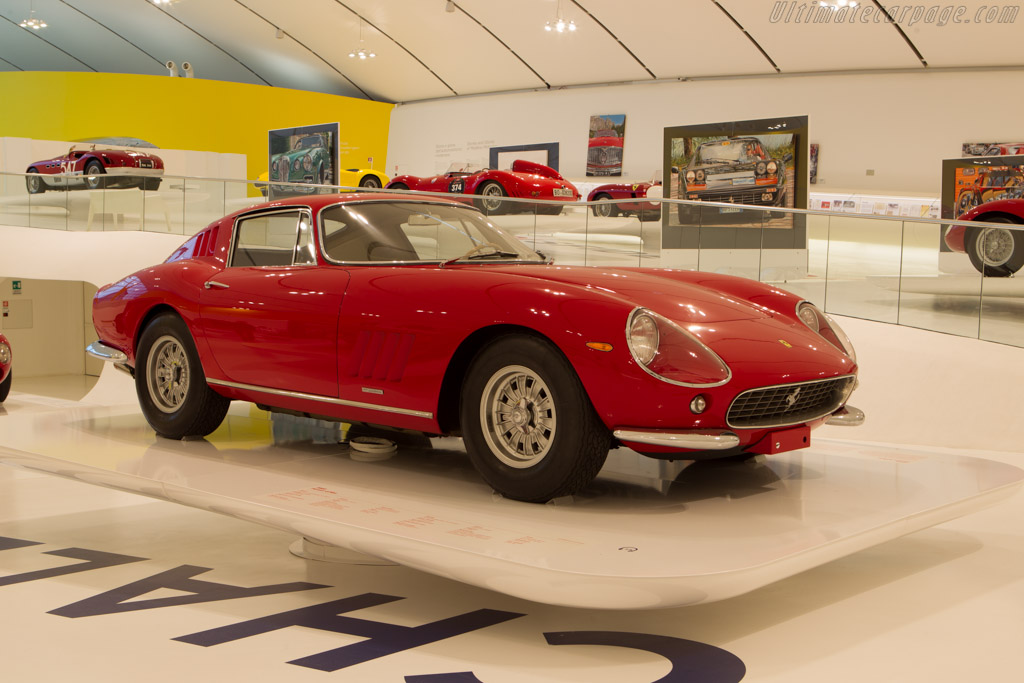 Ferrari 275 GTB/-6C    - Museo Casa Enzo Ferrari