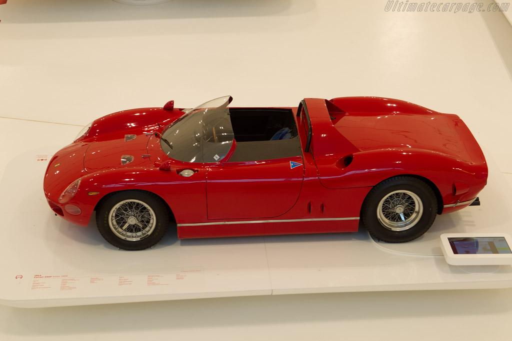 Ferrari 330 P - Chassis: 0818   - Museo Casa Enzo Ferrari