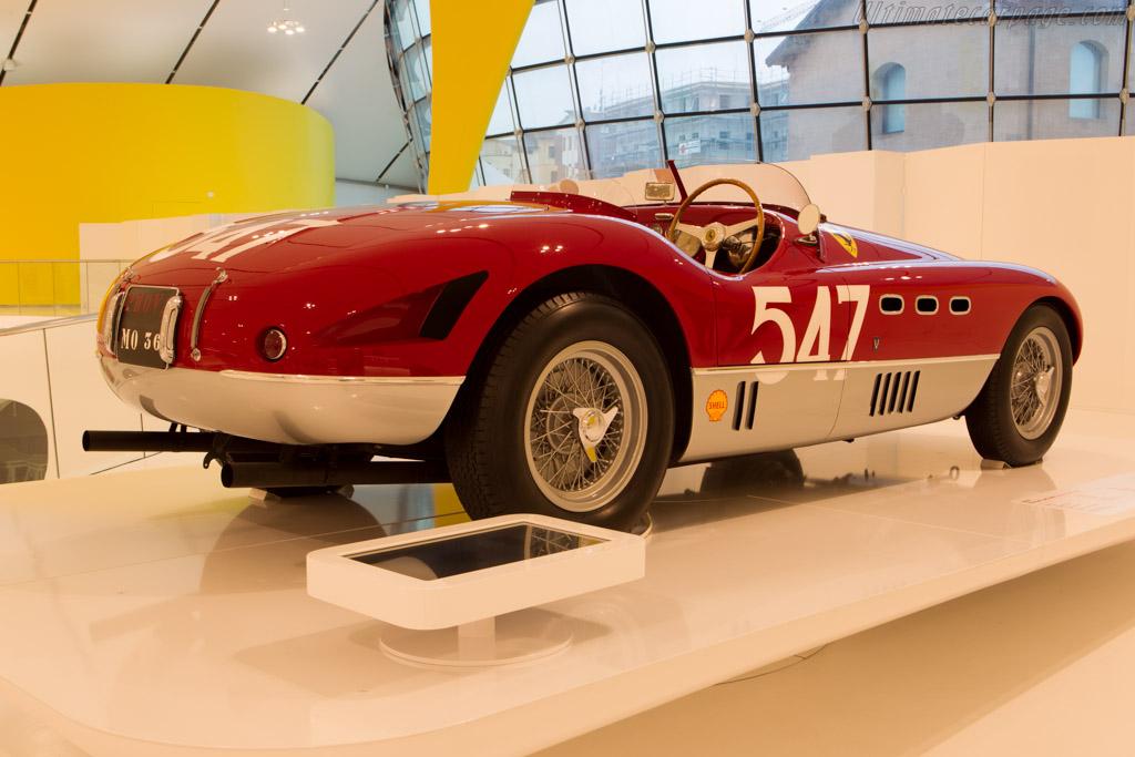 Ferrari 340 MM Vignale Spyder - Chassis: 0280AM   - Museo Casa Enzo Ferrari
