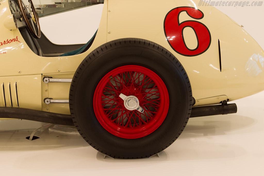 Ferrari 375 Indy - Chassis: 02 - Entrant: The Louwman Museum  - Museo Casa Enzo Ferrari