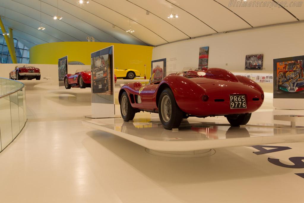 Ferrari 500 TRC - Chassis: 0658MDTR   - Museo Casa Enzo Ferrari