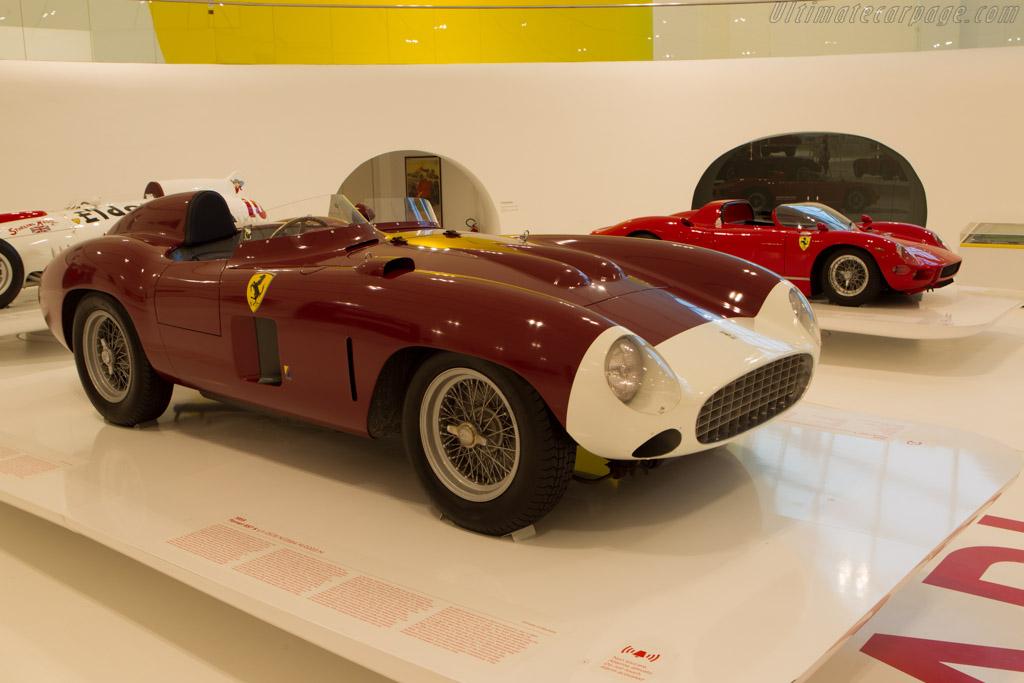 Ferrari 857 S - Chassis: 0584M   - Museo Casa Enzo Ferrari