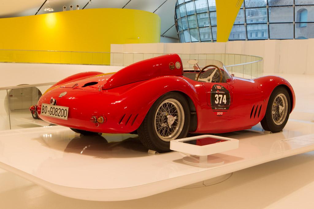 Maserati 200SI    - Museo Casa Enzo Ferrari