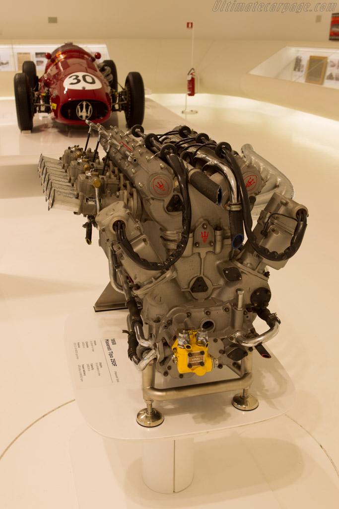 Maserati 250F - Chassis: 2518 (2038)   - Museo Casa Enzo Ferrari