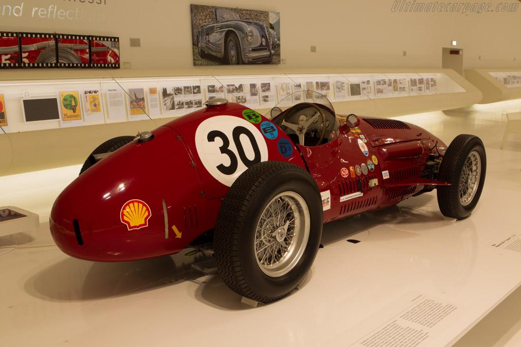 Maserati 250F    - Museo Casa Enzo Ferrari