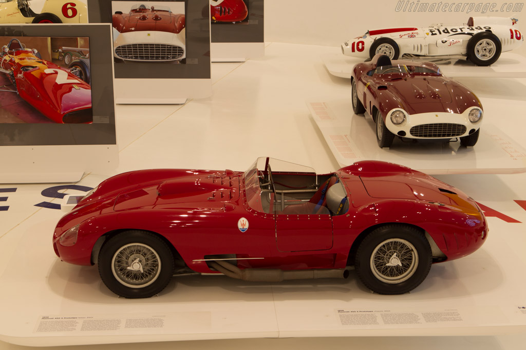 Maserati 450S - Chassis: 3501   - Museo Casa Enzo Ferrari