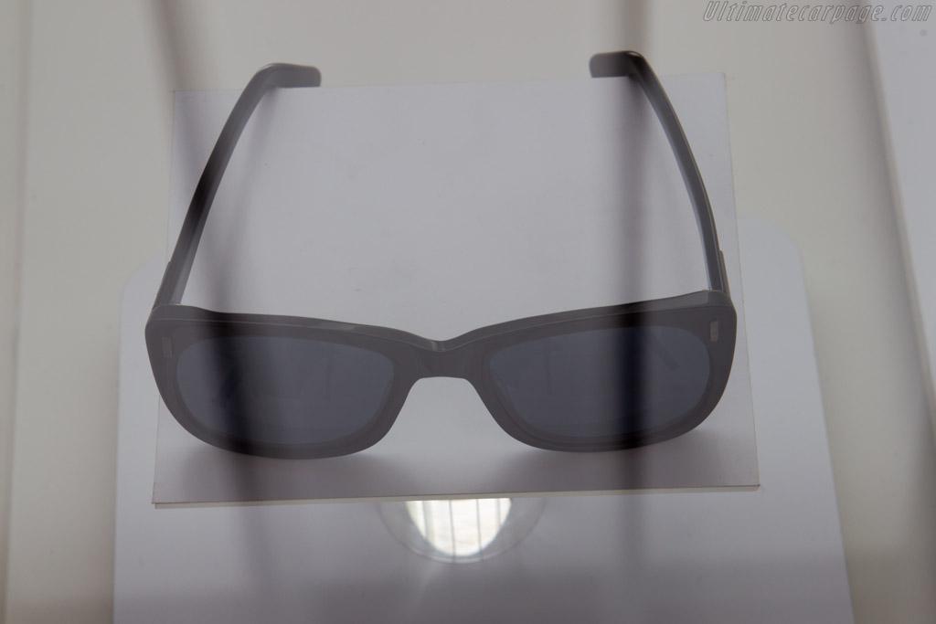The famous glasses    - Museo Casa Enzo Ferrari