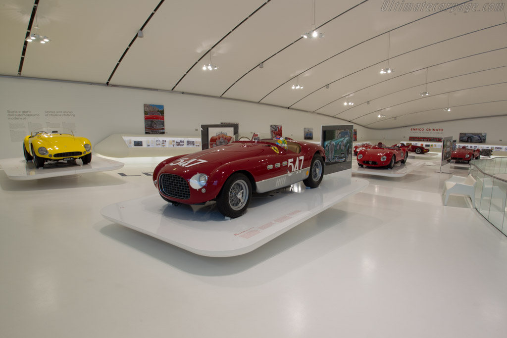 Welcome to the Museo Casa Enzo Ferrari    - Museo Casa Enzo Ferrari