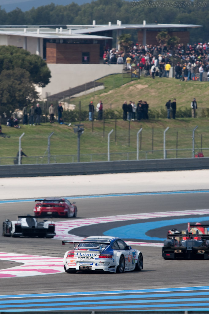 A mixed bag - Chassis: WP0ZZZ99Z9S799915   - 2010 Le Mans Series Castellet 8 Hours