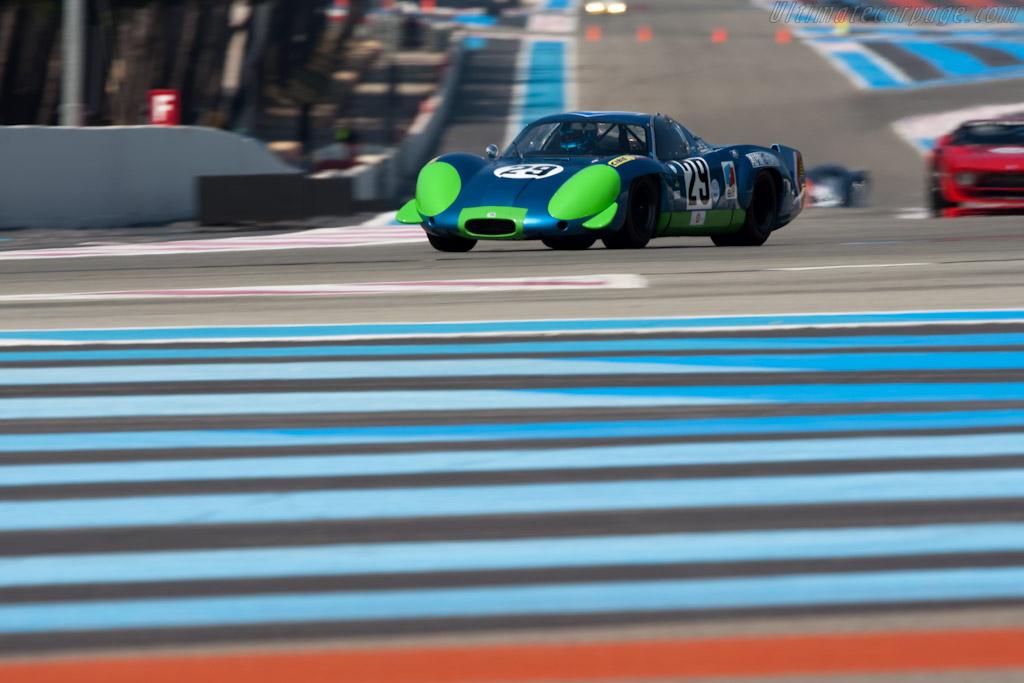 Alpine A220 - Chassis: 1736   - 2010 Le Mans Series Castellet 8 Hours
