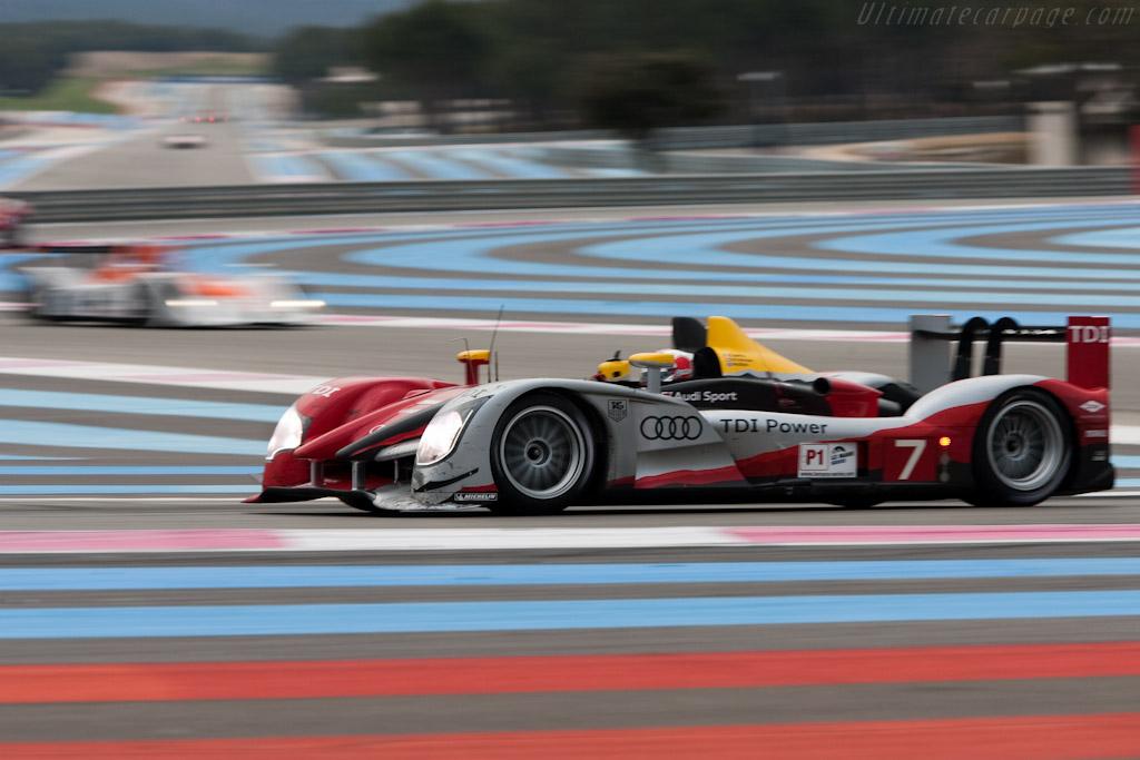 Audi R15 plus - Chassis: 202   - 2010 Le Mans Series Castellet 8 Hours