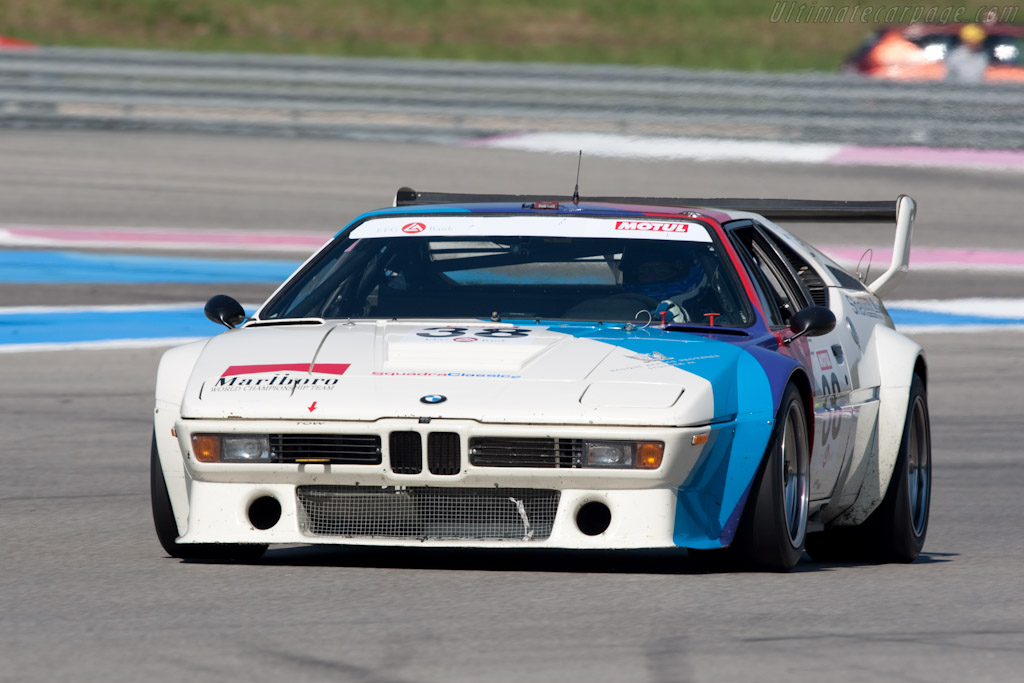 BMW M1 Group 4 - Chassis: 4301016   - 2010 Le Mans Series Castellet 8 Hours