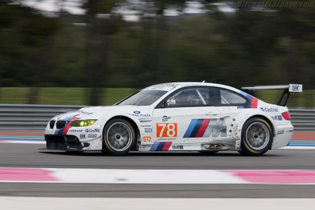 BMW M3 GTR - Chassis: 1001   - 2010 Le Mans Series Castellet 8 Hours