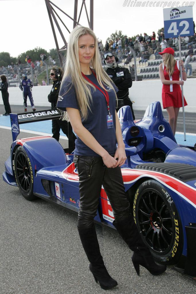 Beechdean Mansell team    - 2010 Le Mans Series Castellet 8 Hours