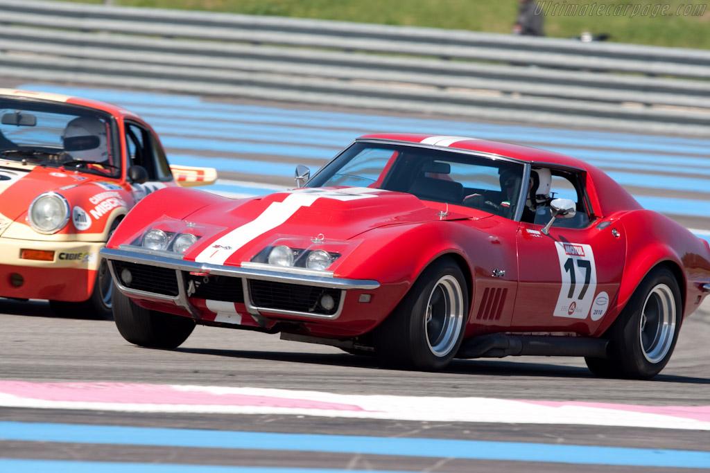 Chevrolet Corvette    - 2010 Le Mans Series Castellet 8 Hours