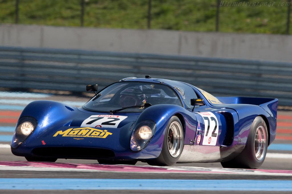 Chevron B16    - 2010 Le Mans Series Castellet 8 Hours