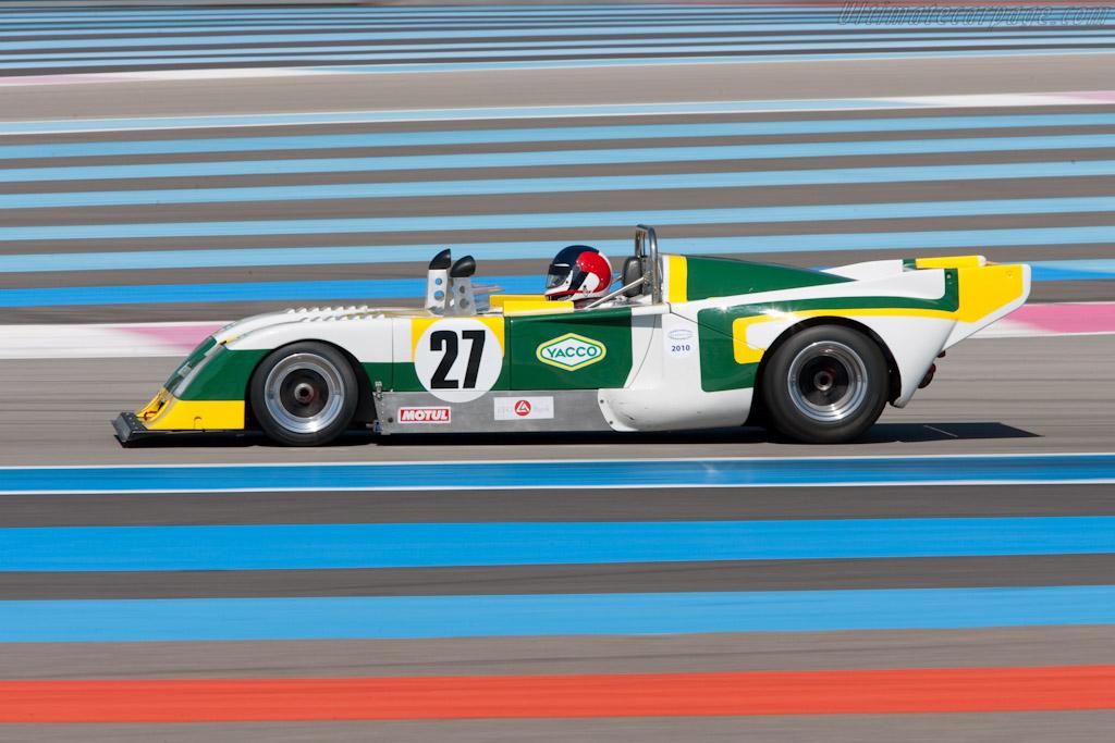 Chevron B36 - Chassis: 36-76-03   - 2010 Le Mans Series Castellet 8 Hours