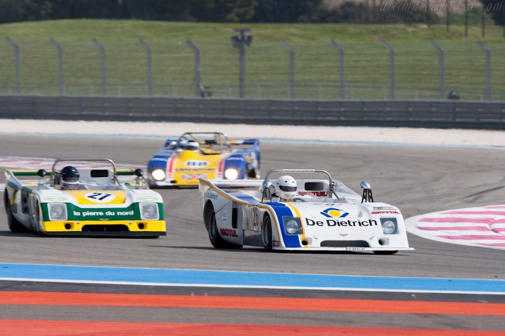 Chevron B36s - Chassis: 36-76-07   - 2010 Le Mans Series Castellet 8 Hours