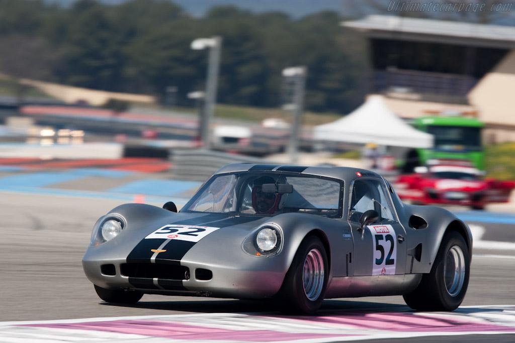 Chevron B8 - Chassis: CH-DBE-63   - 2010 Le Mans Series Castellet 8 Hours
