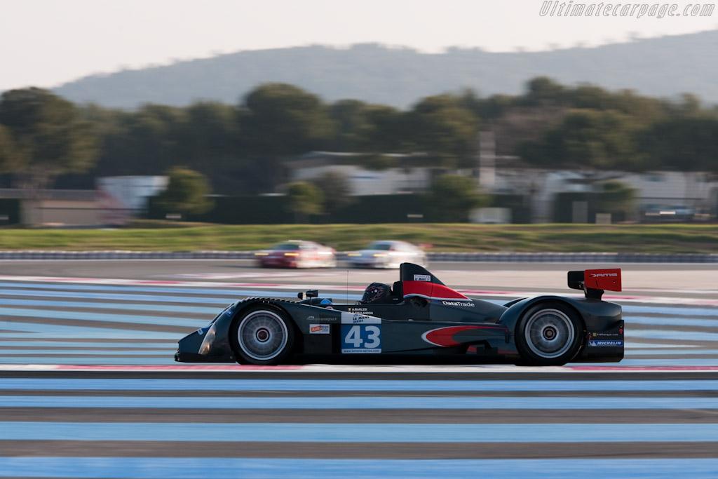Courage-Oreca FLM09 - Chassis: FLM-6   - 2010 Le Mans Series Castellet 8 Hours