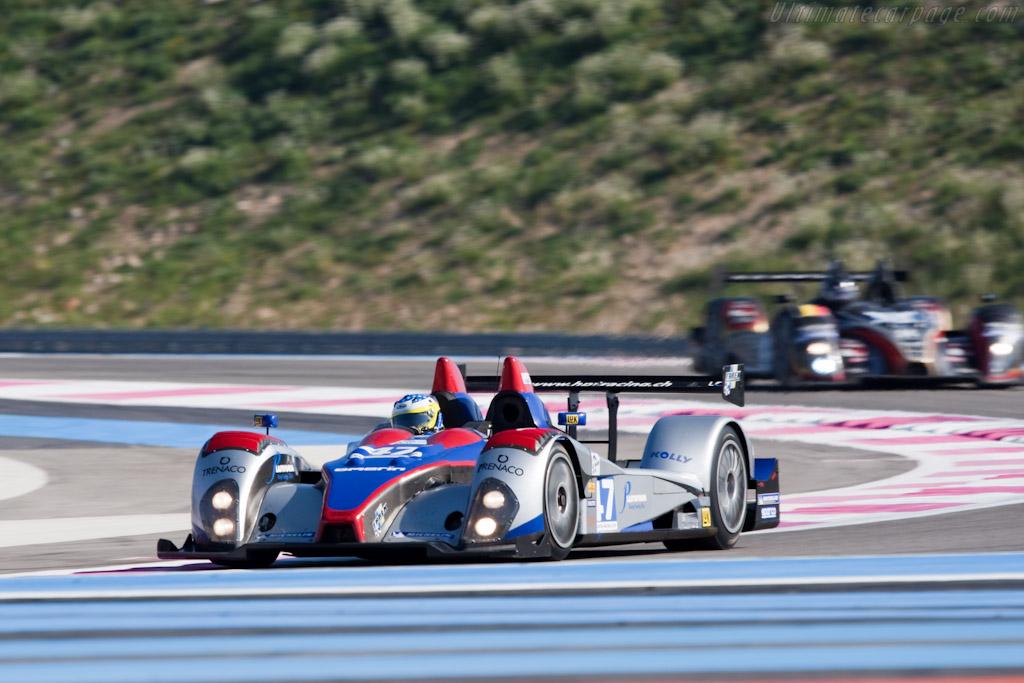 Courage-Oreca FLM09 - Chassis: FLM-3   - 2010 Le Mans Series Castellet 8 Hours