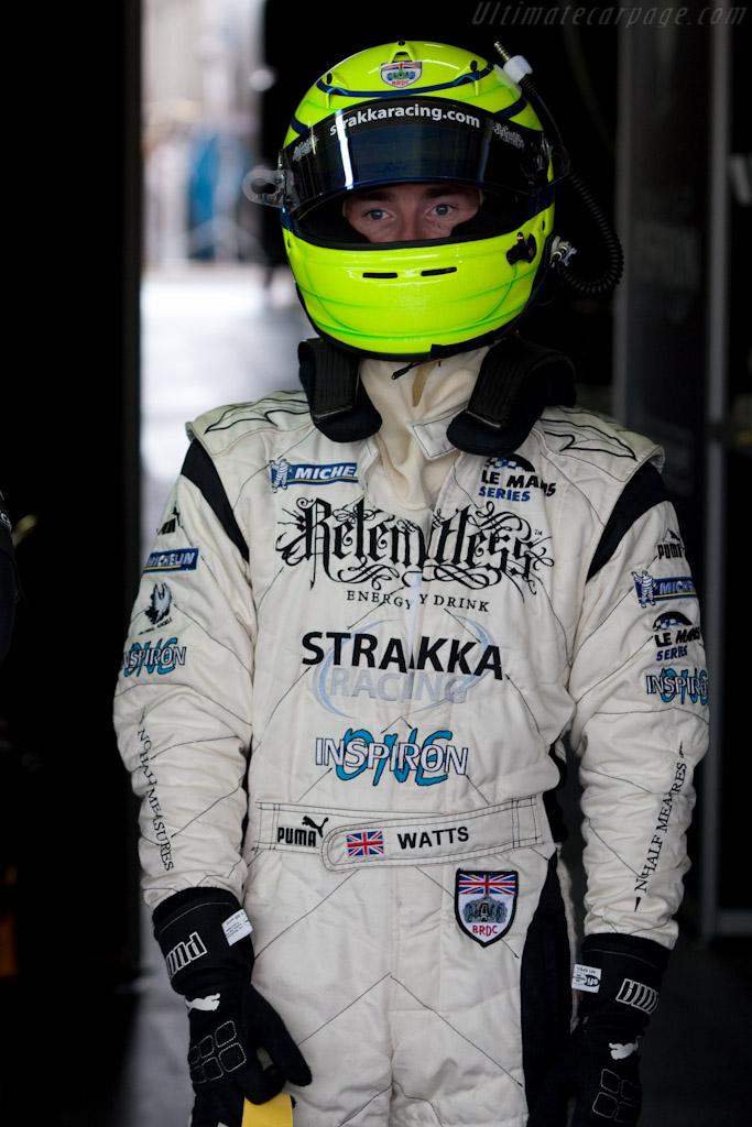 Danny Watts    - 2010 Le Mans Series Castellet 8 Hours