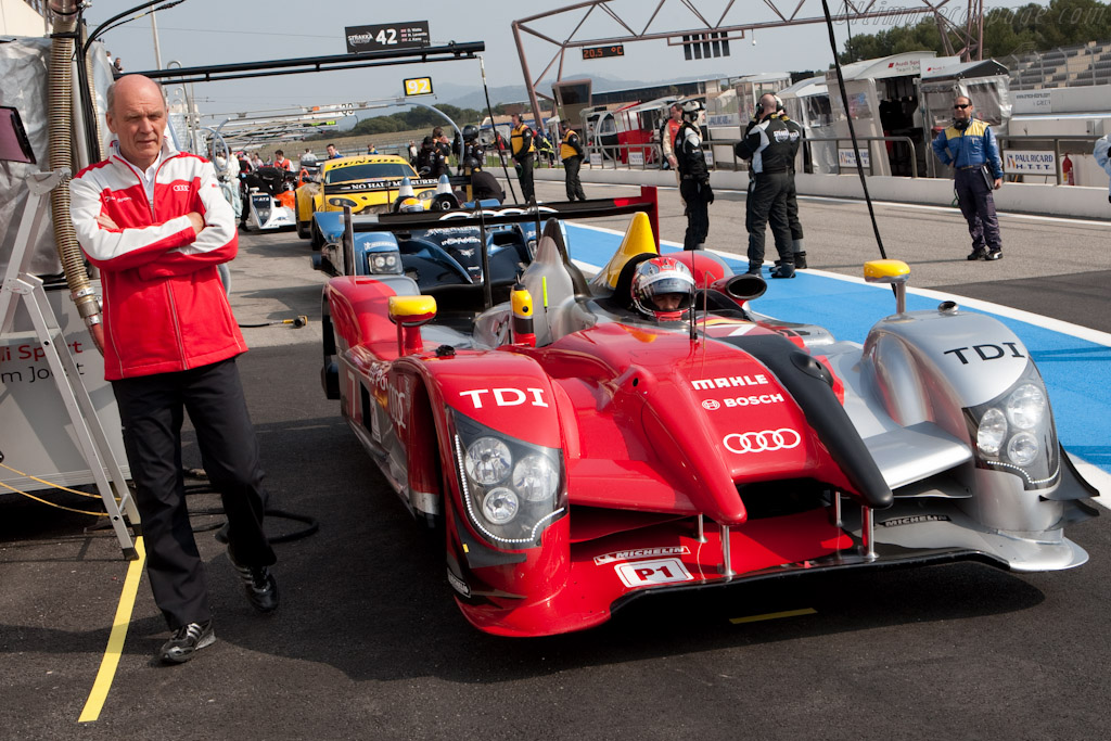 Dr Wolfgang Ulrich - Chassis: 202  - 2010 Le Mans Series Castellet 8 Hours