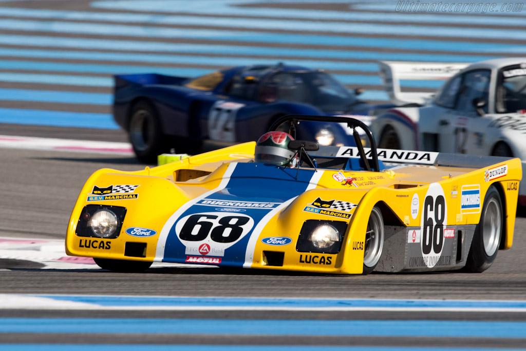Duckhams Special - Chassis: LM-1   - 2010 Le Mans Series Castellet 8 Hours