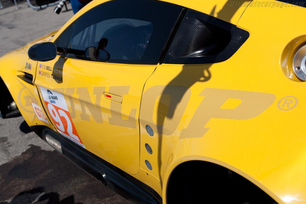 Dunlop - Chassis: GT2/006   - 2010 Le Mans Series Castellet 8 Hours