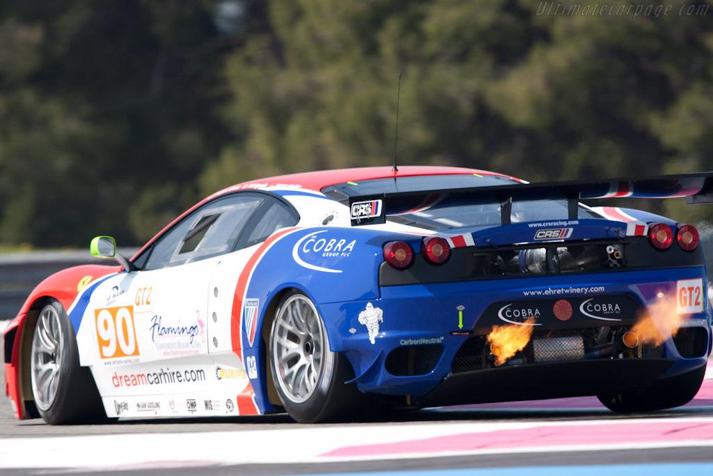 Ferrari 430 GTC - Chassis: 2612   - 2010 Le Mans Series Castellet 8 Hours