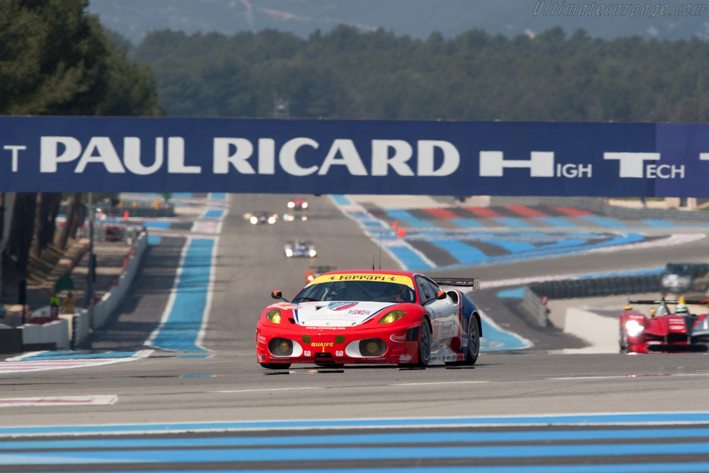 Ferrari 430 Gtc Chassis 2618 2010 Le Mans Series
