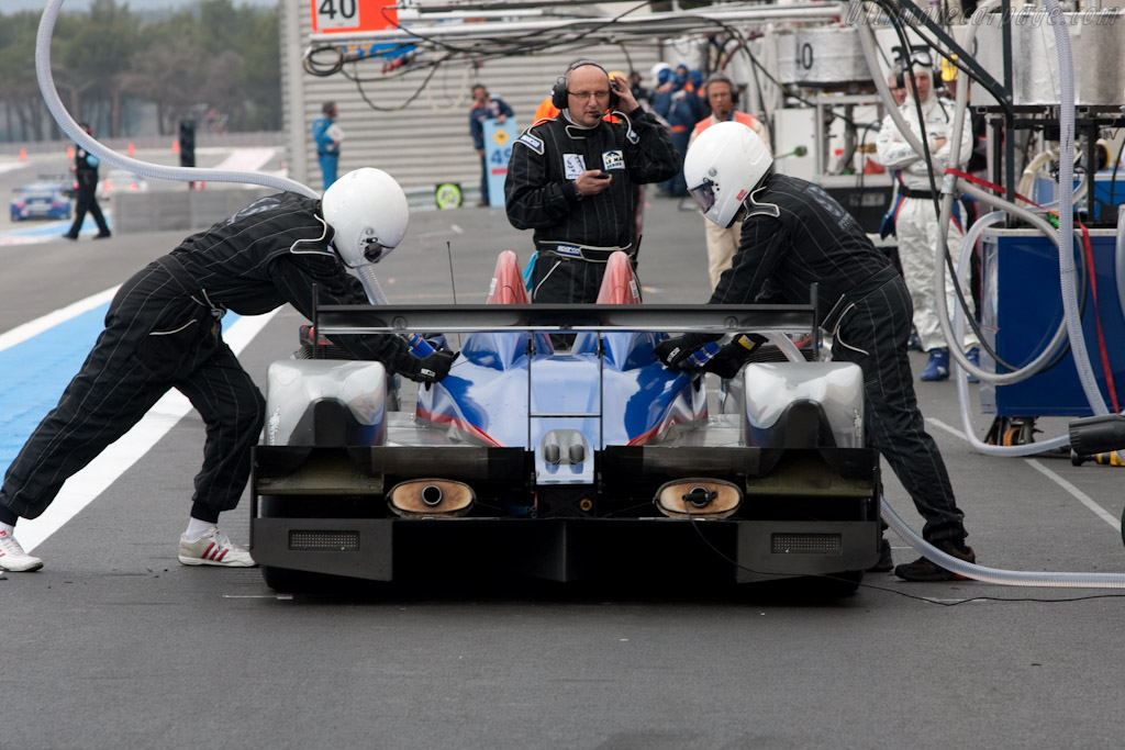 Fill her up - Chassis: FLM-3   - 2010 Le Mans Series Castellet 8 Hours