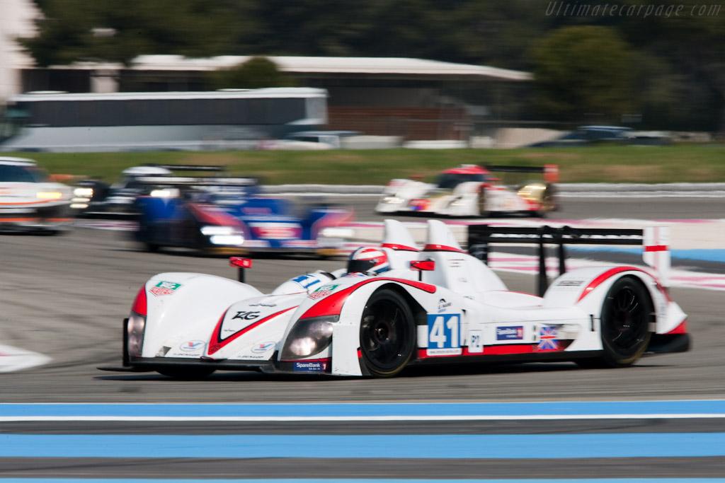 Ginetta-Zytek 09SB - Chassis: 07S-03   - 2010 Le Mans Series Castellet 8 Hours