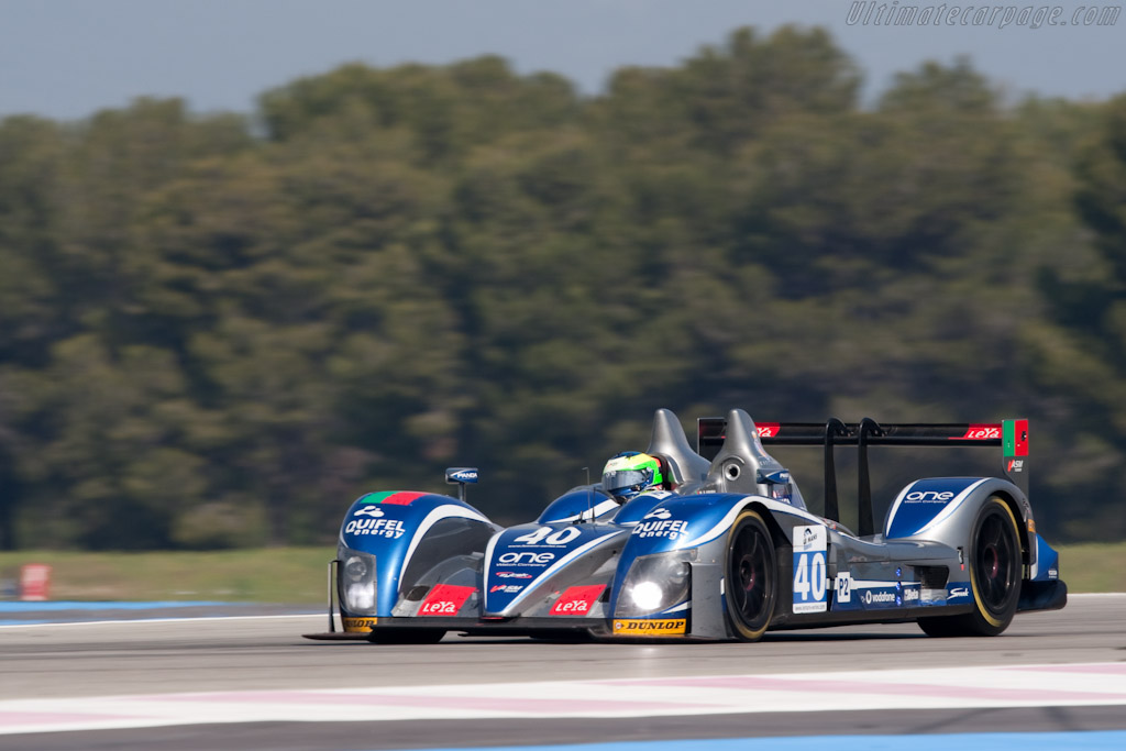 Ginetta-Zytek 09SB - Chassis: 09S-05   - 2010 Le Mans Series Castellet 8 Hours