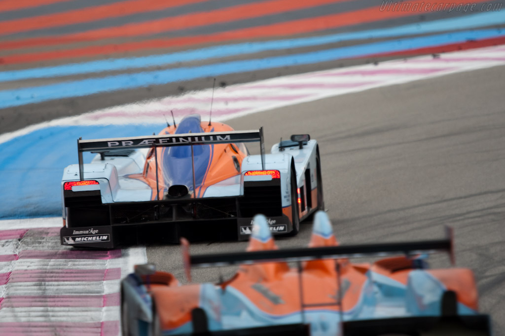 Gulf - Chassis: B0960-HU01S   - 2010 Le Mans Series Castellet 8 Hours
