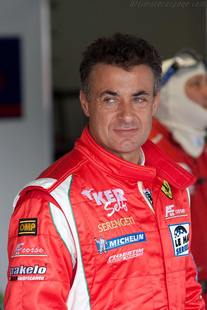 Jean Alesi    - 2010 Le Mans Series Castellet 8 Hours
