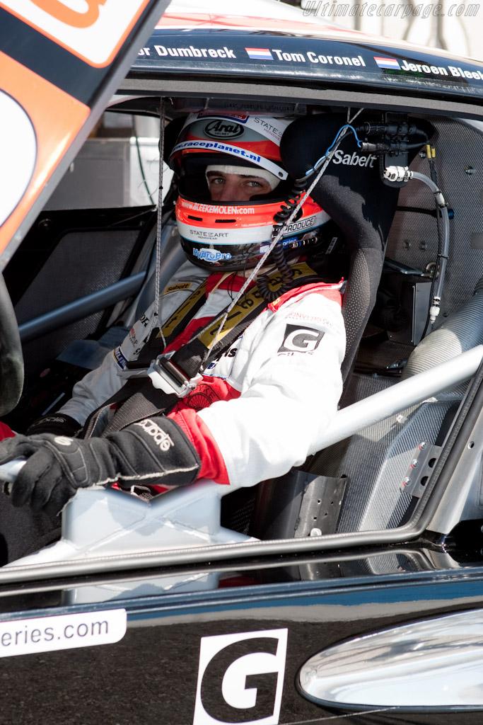 Jeroen Bleekemolen - Chassis: XL9AB01G37Z363190   - 2010 Le Mans Series Castellet 8 Hours