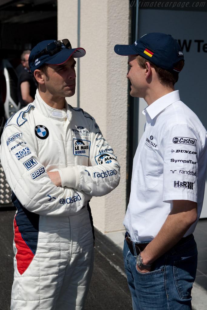 Jorg Muller and Dirk Werner    - 2010 Le Mans Series Castellet 8 Hours
