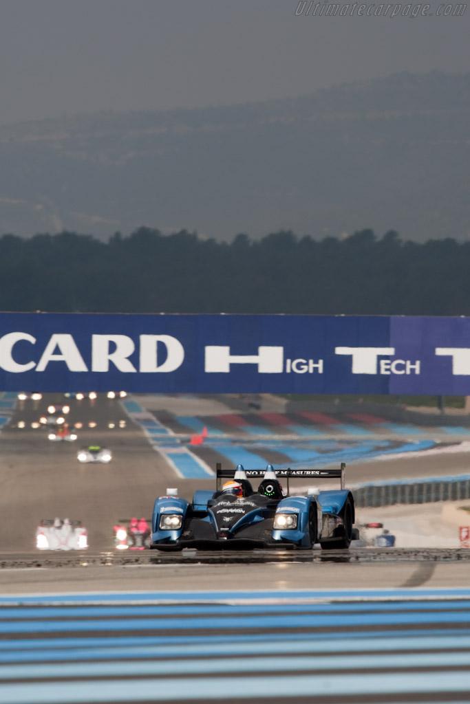 LMP2 leader - Chassis: LC70-9   - 2010 Le Mans Series Castellet 8 Hours